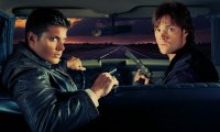 Rainy drive with Sam and Dean